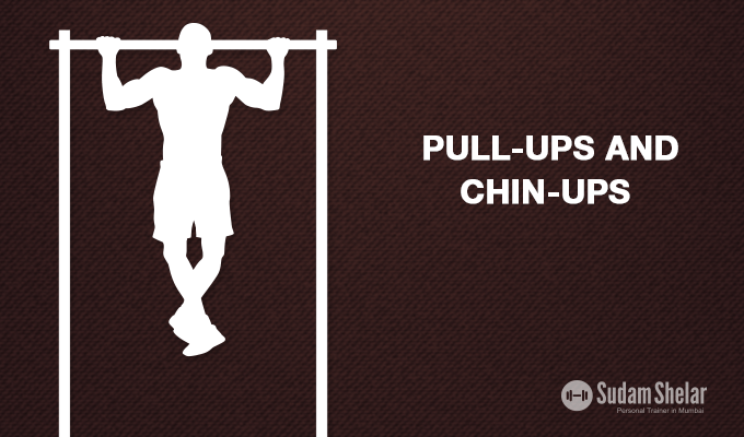 Pull-up and Chin up