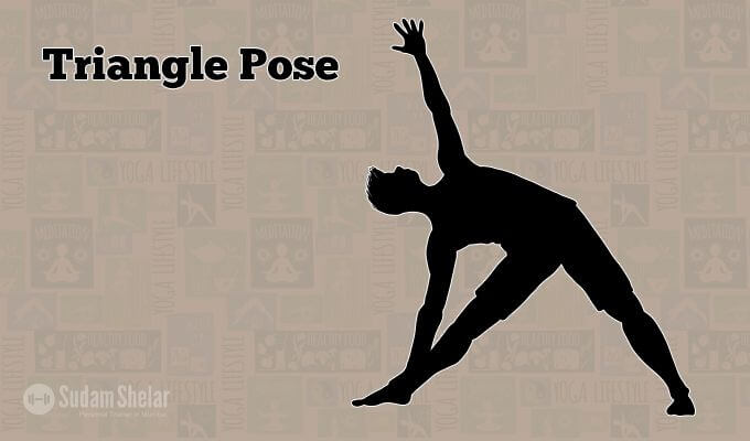 The Triangle Pose